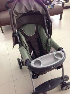 Stroller and Carrier Car Seat