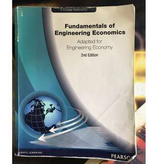 Fundamentals Of Engineering Economics 2nd Ed & Mathematical Table