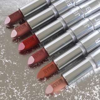 ✨SALE✨[Authentic] KYLIE Silver Creme Lipstick