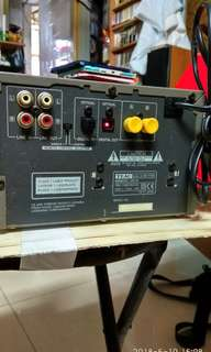 MD music recorder(TEAC)