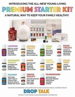 Young Living Essential Oils-Member No. 15112955