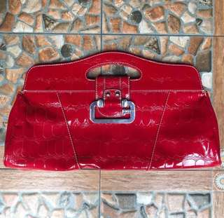 Guess Large Clutch Bag