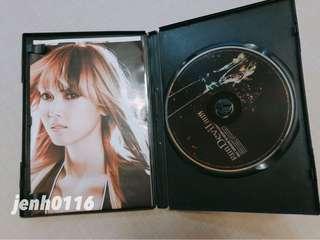 少女時代 Run Devil Run 韓版 CD (Jessica 小海報)