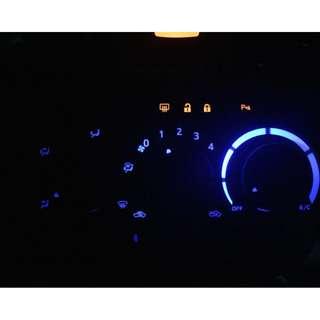 led untuk aircond switch bezza axia kelisa myvi