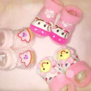 Baby Skid Socks 3 for 100 GUC