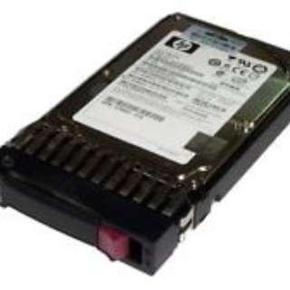 504015-001 HP 72GB 10K rpm SFF 2.5-inch Dual-Port SAS Hard Drive