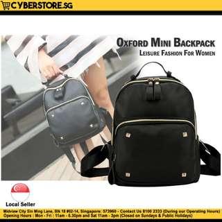 Oxford Mini Bag