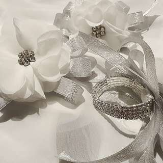 Fab Corsage For Weddings and Other Events