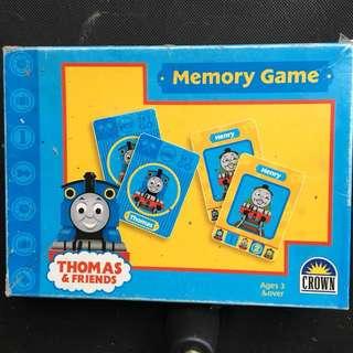 Thomas the tank engine Memory Game