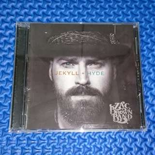 🆒 Zac Brown Band - Jekyll + Hyde [2015] Audio CD