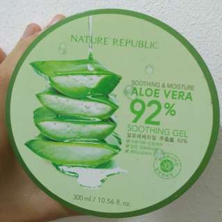Nature Repulic Aloe Vera 92% Shooting Gel