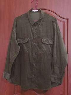 🚚 Lowrysfarm 男孩感寬版襯衫