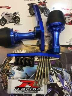 Y15 Engine Slider (Blue/Black)