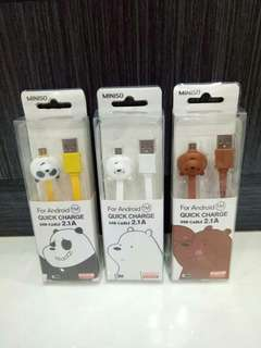 Charger best seller bear!! New. Limited stock