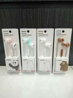 Headset bear best seller! Limited stock