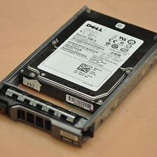 "Dell 0U706K 300GB SAS 10K 2.5"" HARD DRIVE DELL R610 R710 MBD2300RC FUJITSU"