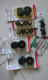 Assorted Control knobs