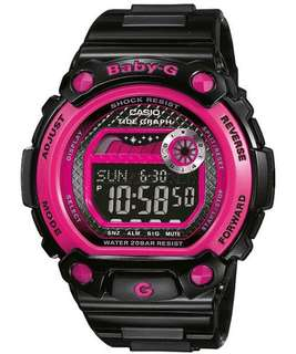 Casio Baby G Watch BLX-100-1