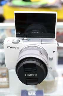 Kredit kamera mirrorless Canon Eos m10 bisa disini aja