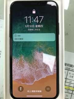 🚚 iPhone x  黑色64G