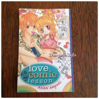 Komik One Shot - Love Comic Lesson - Anan Mayuki