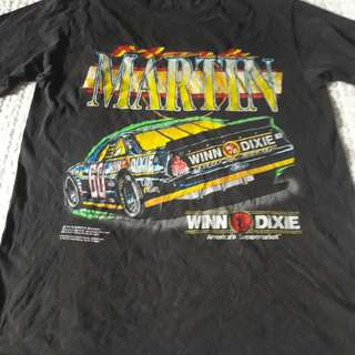 MARK MARTIN | 1994 Nascar vintage T Shirt Hall of fame