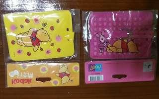 Winnie the Pooh 膠行李牌