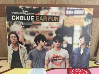 CNBLUE-EAR FUN SPECIAL LIMITED EDITION