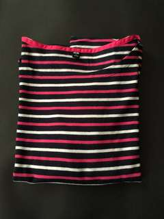 LAST PRICE! Uniqlo Striped Multi-Colored Top
