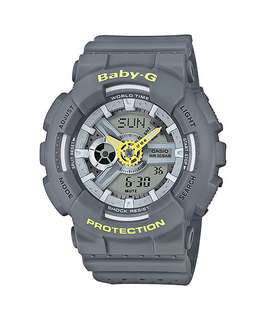 Casio Baby G Watch BA-110PP-8A