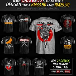 Baju Tanah Melayu Pre Order
