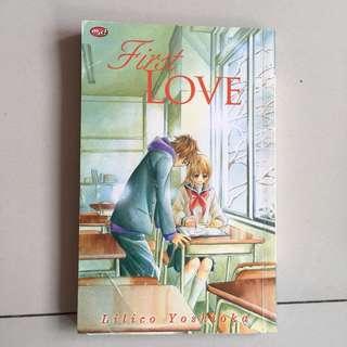 First love comic