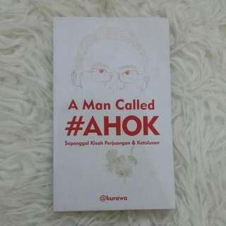 #SALE #25RibuKebawah #NETT Buku A Man Called #Ahok