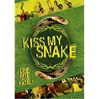Kiss My Snake DVD (Original)