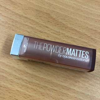 Maybelline Color Sensational Powder Matte Lipstick (Almond Pink)