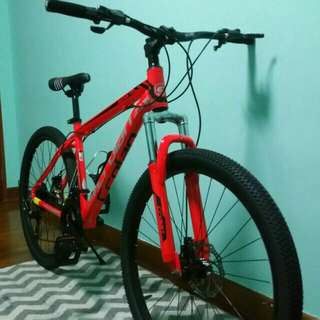 Looking to trade my mtb for fixie