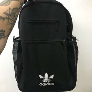 Adidas Trefoil Bag (Black)