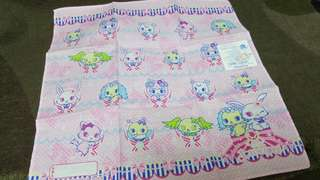 Jewel Pet Pink  Handkerchief