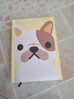 Cute Dog Notebook