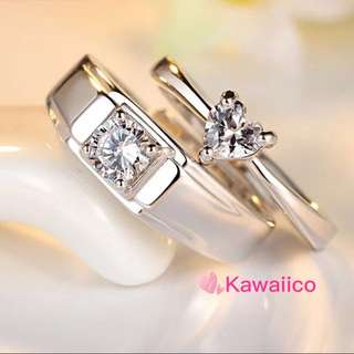 💎 [ READY STOCK ] Couple ring