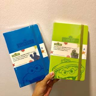 Sesame Street Notebook (Limited Edition)