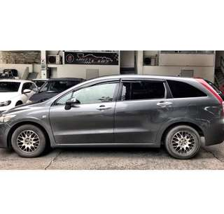 Honda Stream 1.8 For Rent - $420/Week (Grab / Personal)