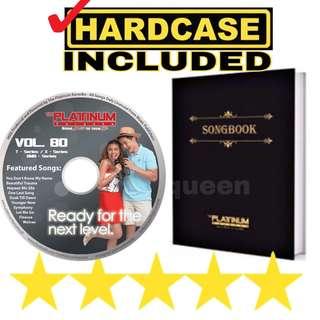 ✅⭐️Platinum T Series/ X Series/B Series CD Volume 80 and Songbook
