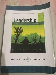 Leadership (kepemimpinan)