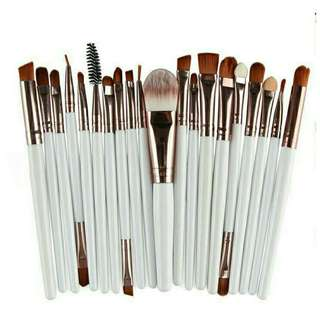 Complete Set of Brush 20 pcs