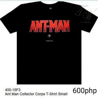 Antman Collectors Corps