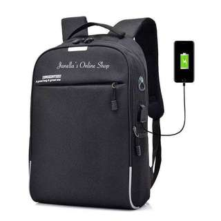 New Design Anti-theft Backpack