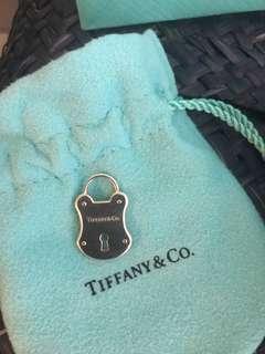 Tiffany Emblem Lock charm