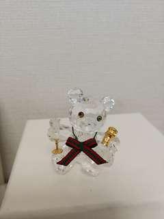 Swaroski 正品 - 聖誕限量版熊仔