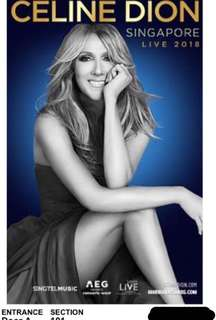 Celine Dion 4th July